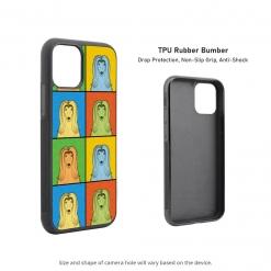 Afghan Hound iPhone 11 Case