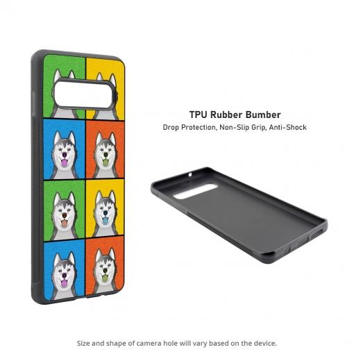 Alaskan Malamute Samsung Galaxy S10 Case
