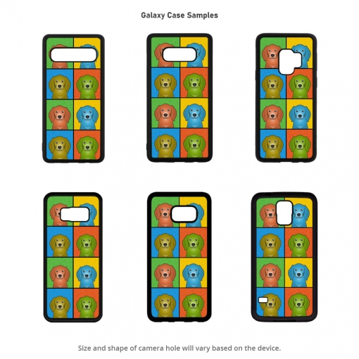 Coonhound Galaxy Cases