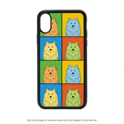 American Eskimo iPhone X Case
