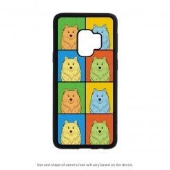 American Eskimo Galaxy S9 Case