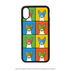 Basenji iPhone X Case