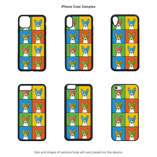 Basenji iPhone Cases