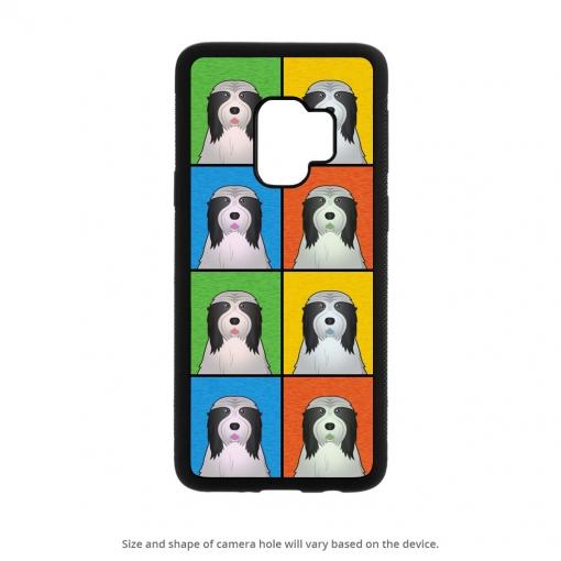 Bearded Collie Galaxy S9 Case