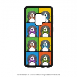 Bernese Mountain Dog Galaxy S9 Case