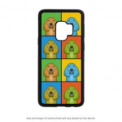 Bloodhound Galaxy S9 Case