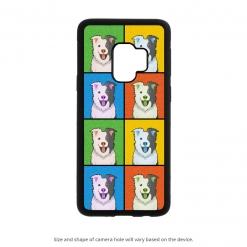 Border Collie Galaxy S9 Case