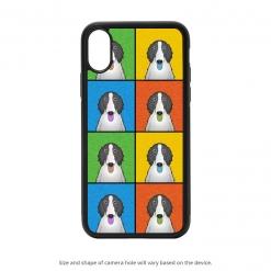 Borzoi iPhone X Case