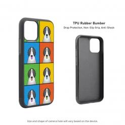 Borzoi iPhone 11 Case