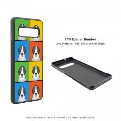 Borzoi Samsung Galaxy S10 Case