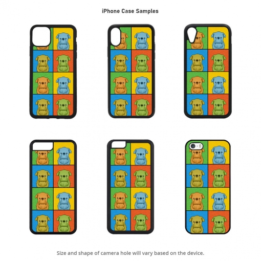 Brussels Griffon iPhone Cases