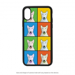 Bull Terrier iPhone X Case
