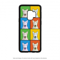 Bull Terrier Galaxy S9 Case