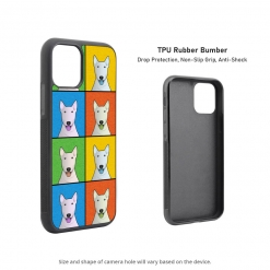 Bull Terrier iPhone 11 Case