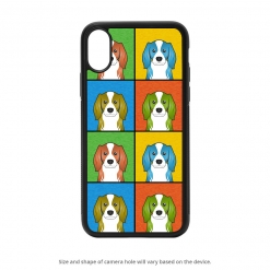 Cavalier King Charles Spaniel iPhone X Case