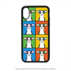 Chihuahua iPhone X Case