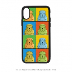 Chinese Shar Pei iPhone X Case