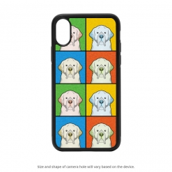 Clumber Spaniel iPhone X Case