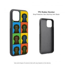Curly Coated Retriever iPhone 11 Case