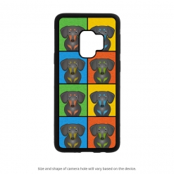 Dachshund Galaxy S9 Case