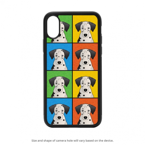 Dalmatian iPhone X Case
