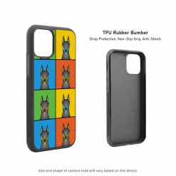 Doberman Pinscher iPhone 11 Case