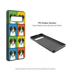 English Springer Spaniel Samsung Galaxy S10 Case