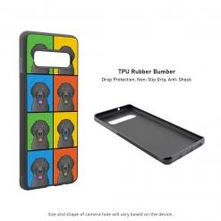 Flat-Coated Retriever Samsung Galaxy S10 Case