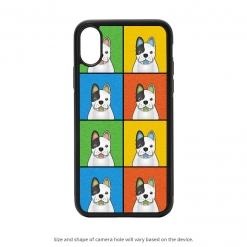 French Bulldog iPhone X Case