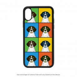 German Shorthaired Pointer iPhone X Case