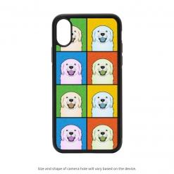 Golden Retriever iPhone X Case