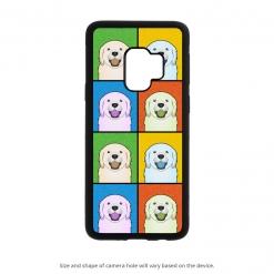 Golden Retriever Galaxy S9 Case