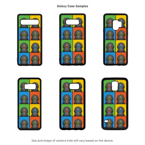 Gordon Setter Galaxy Cases