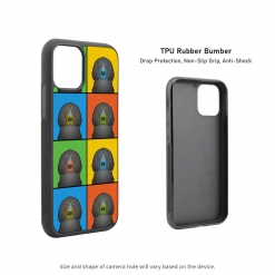 Gordon Setter iPhone 11 Case