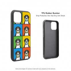 Greater Swiss Mountain Dog iPhone 11 Case