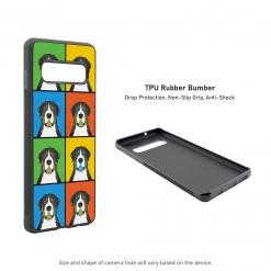 Greater Swiss Mountain Dog Samsung Galaxy S10 Case