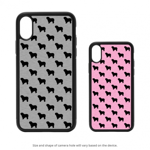 Polish Lowland Sheepdog iPhone X Case