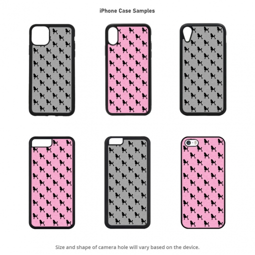 Poodle iPhone Cases