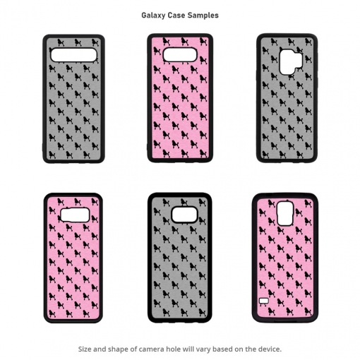 Poodle Galaxy Cases