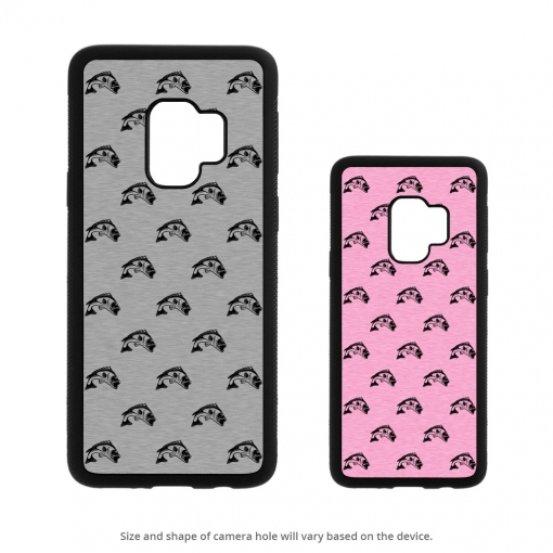 Largemouth Bass Silhouettes Galaxy S9 Case