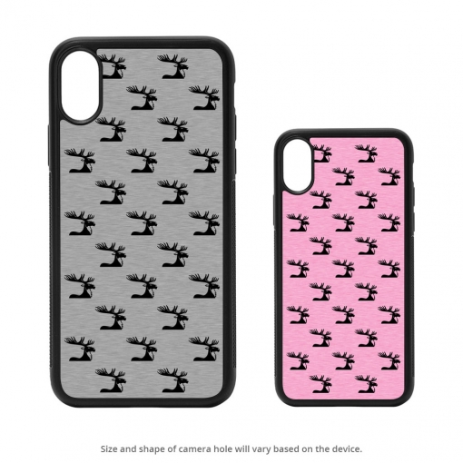 Moose Silhouettes iPhone X Case