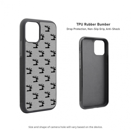 Moose Silhouettes iPhone 11 Case