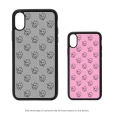 Rhinoceros Heads iPhone X Case