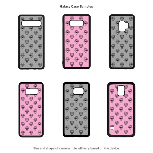 Tiger Heads Galaxy Cases