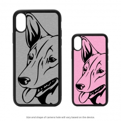 Australian Kelpie iPhone X Case