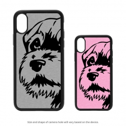 Border Terrier iPhone X Case