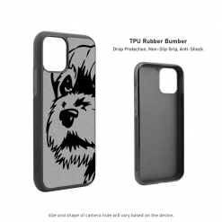 Border Terrier iPhone 11 Case
