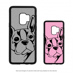 Boston Terrier Galaxy S9 Case