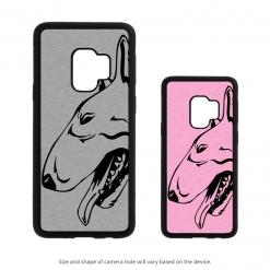 Bull Terrier Galaxy S9 Case