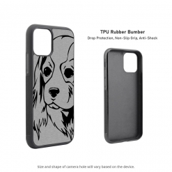 Cavalier King Charles Spaniel iPhone 11 Case